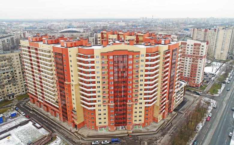 ЖК «Кристалл Полюстрово», Красногвардейский р-н в СПб