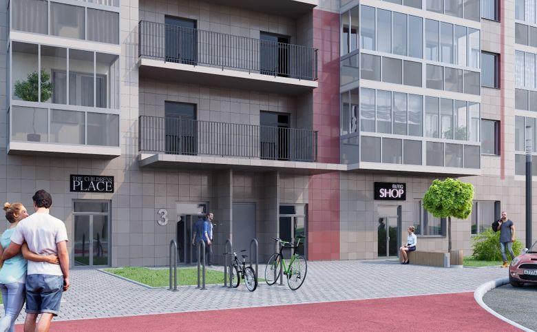 Энергоэффективный навесной вентилируемый фасад
