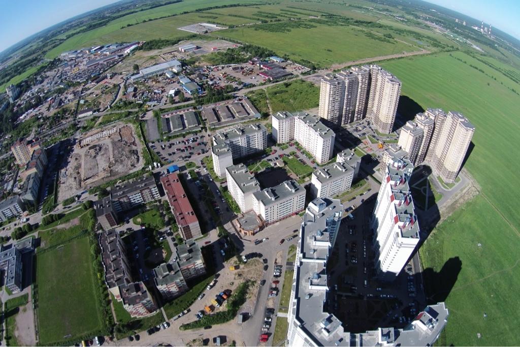 План жилого комплекса ЖК Северные высоты