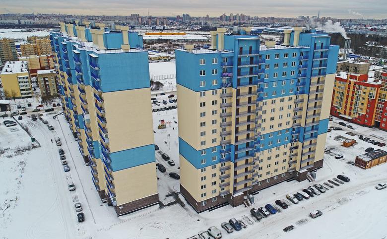 ЖК «Ленинградское Трио», Всеволожский р-н в СПб | 2