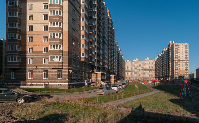 ЖК «Ласточка», Всеволожский р-н в СПб