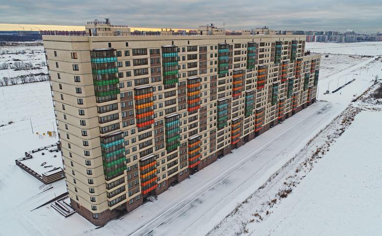 ЖК «Новые горизонты», Всеволожский р-н в СПб | 6