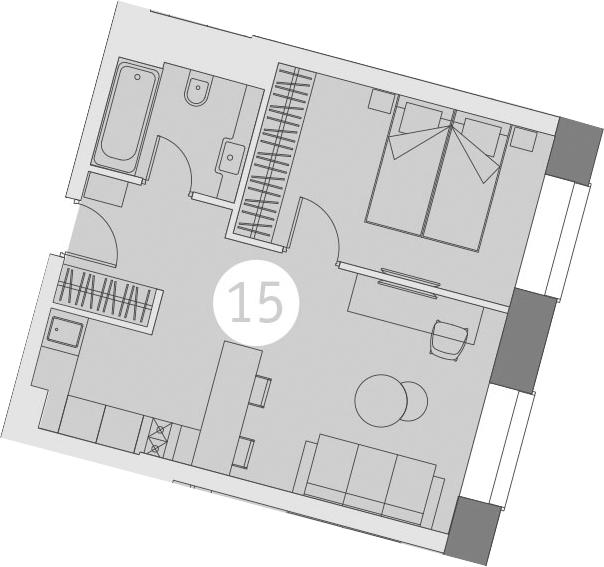2-к.кв (евро), 40.03 м²