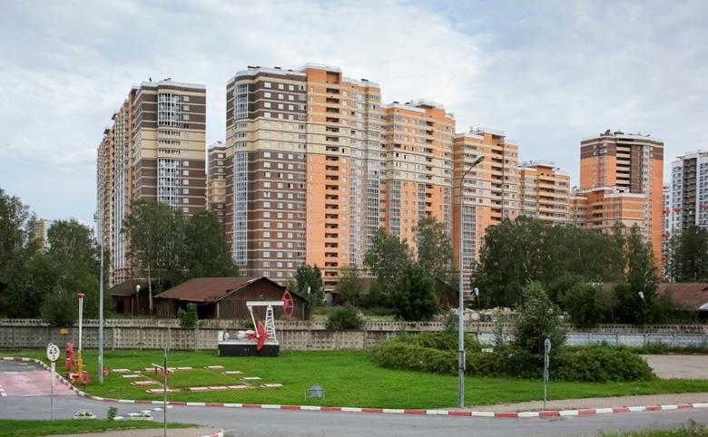 ЖК «Кантемировский», Калининский р-н в СПб