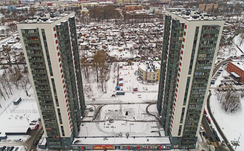 ЖК «Нью-Тон», Красногвардейский р-н в СПб | 5