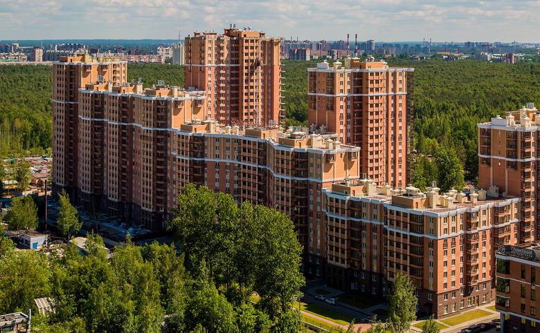 ЖК «Лиственный», Выборгский р-н в СПб