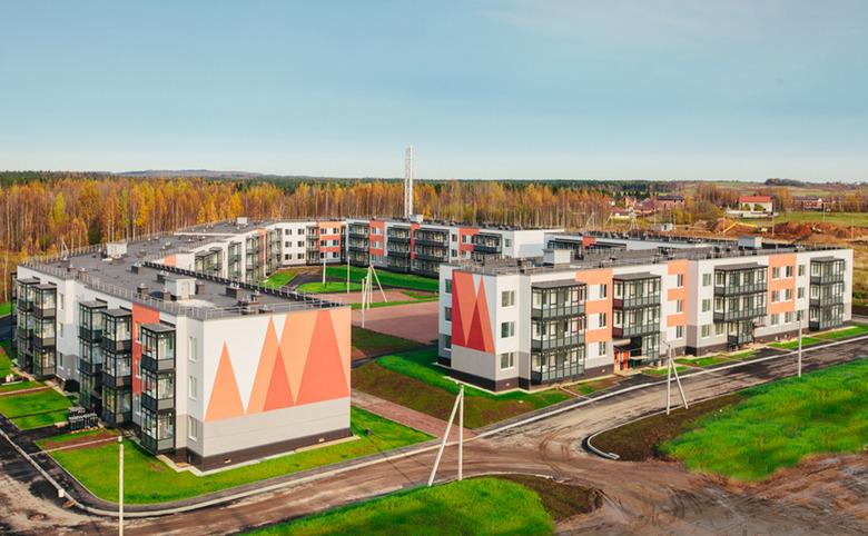 ЖК «Yolkki Village», Всеволожский р-н в СПб