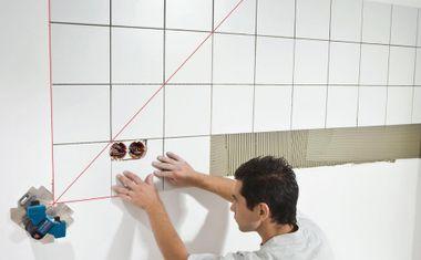 Как самостоятельно уложить плитку в ванной