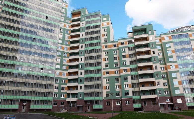 ЖК «Австрийский квартал», Всеволожский р-н в СПб