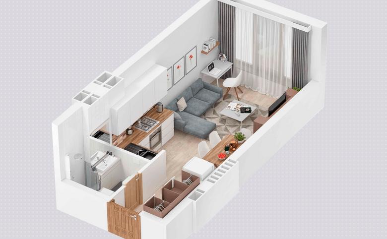 Как выбрать планировку квартиры