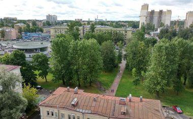 Сад Печатников