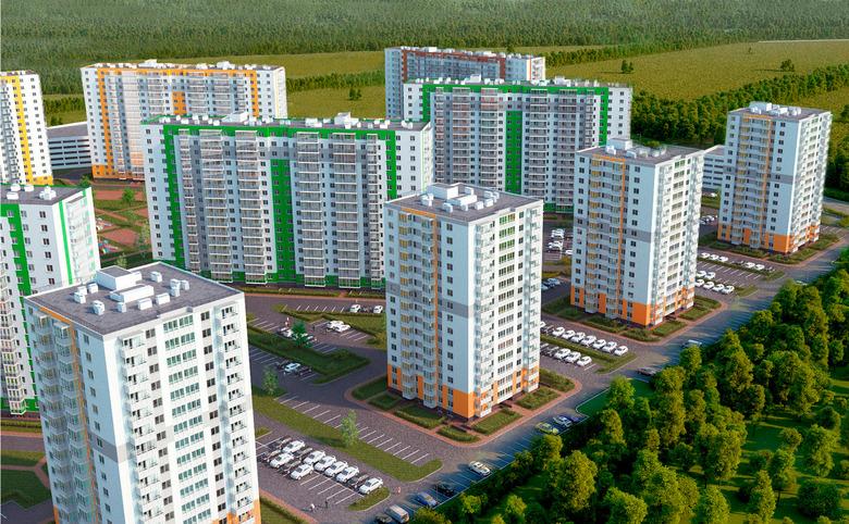 ЖК «Ветер перемен», Ломоносовский р-н в СПб | 4