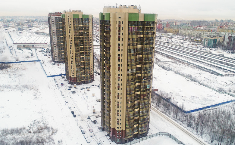ЖК «Три апельсина», Выборгский р-н в СПб