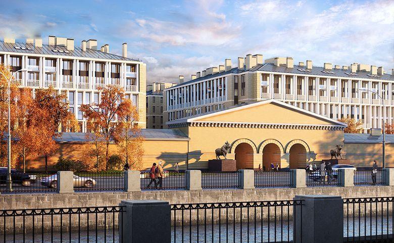 ЖК «Московский, 65», Адмиралтейский р-н в СПб   2