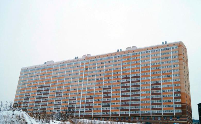 ЖК «Прибрежный», Тосненский р-н в СПб