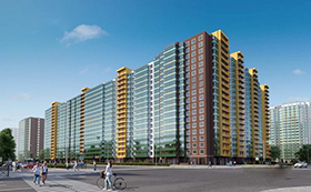 Продажа квартир со сдачей в 2018 году в Девяткино