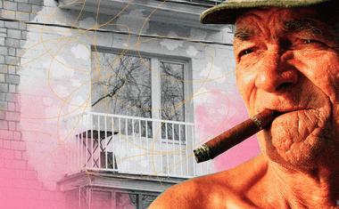 Закон о запрете курения на балконе