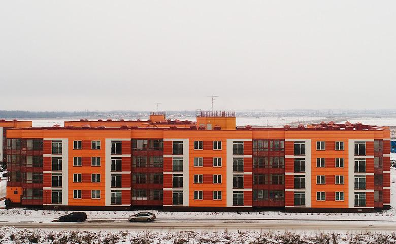 ЖК «Образцовый квартал», Пушкинский р-н в СПб