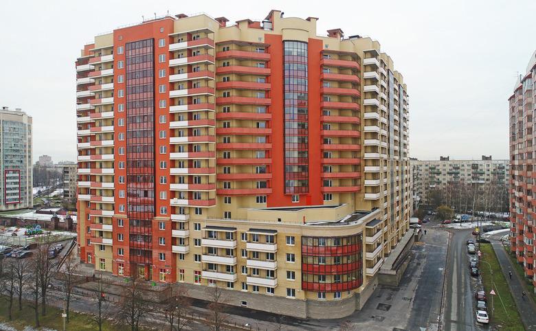 ЖК «Кристалл Полюстрово», Красногвардейский р-н в СПб | 4