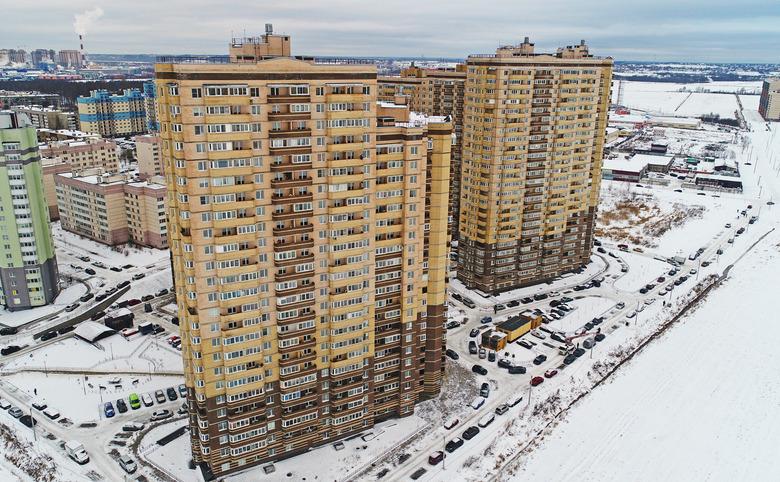 ЖК «Северные высоты», Всеволожский р-н в СПб