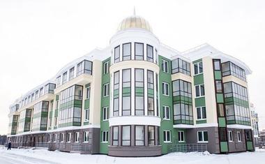 ЖК «Золотые купола»