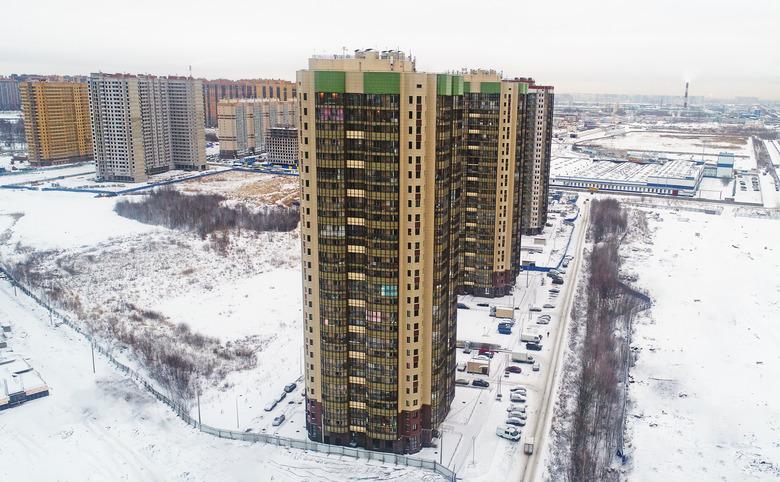 ЖК «Три апельсина», Выборгский р-н в СПб | 2