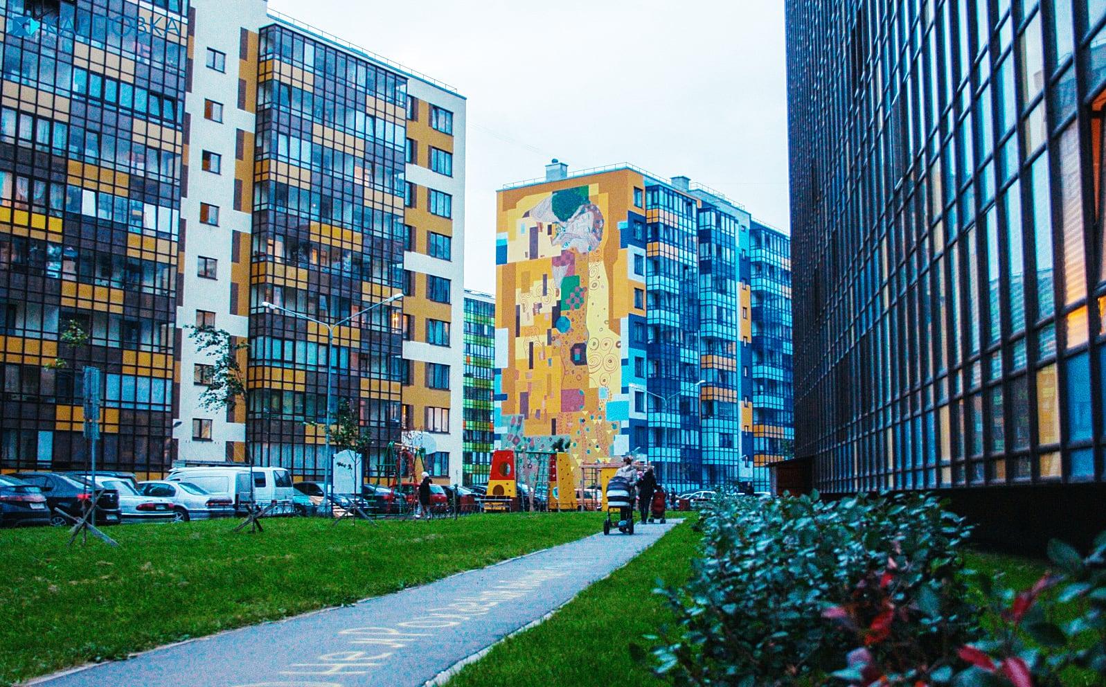 Продажа квартир в новостройках у метро Улица Дыбенко в 2018 году