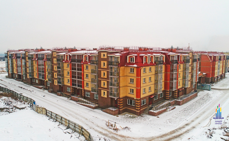 ЖК «Царский двор», Пушкинский р-н в СПб | 2
