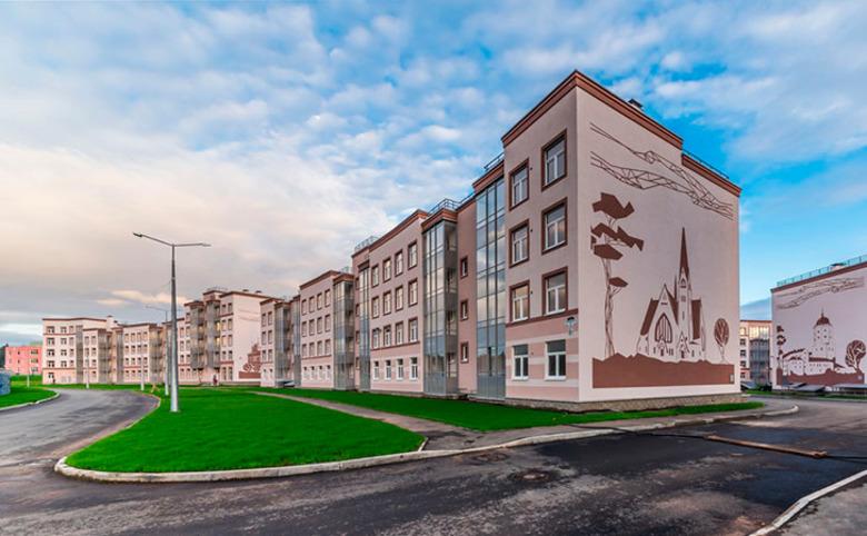 ЖК «Новое Сертолово», Всеволожский р-н в СПб